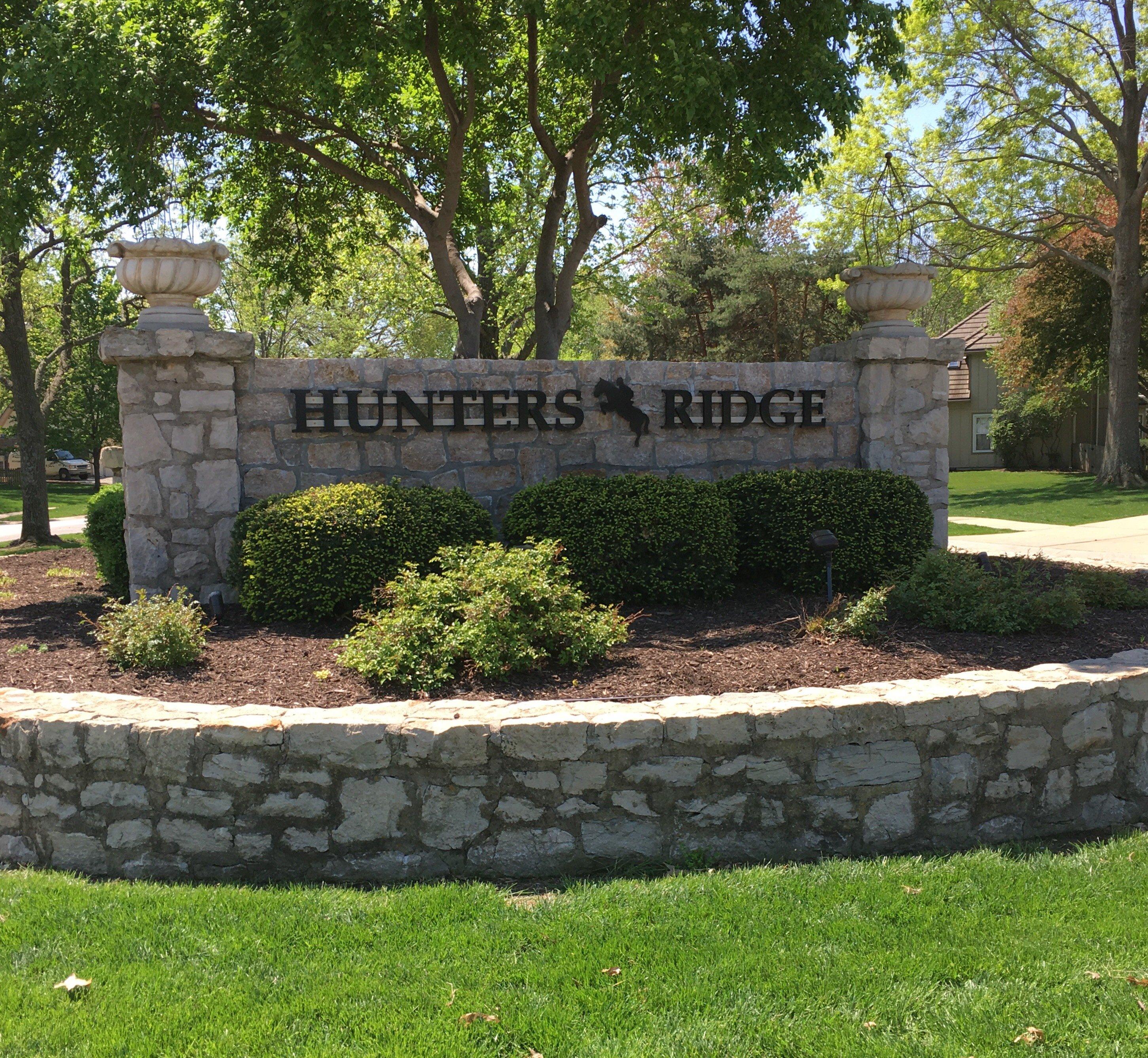 Hunters Ridge Kansas: Hunter's Ridge Homes, Inc. Association Website